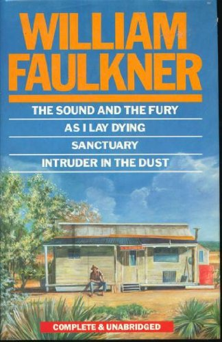 Sound and the Fury. As I Lay: Faulkner, William