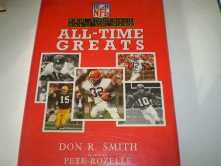 Pro Football Hall of Fame All-time Greats: Smith, Don R.