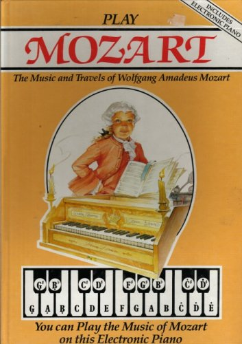 Play Mozart (0706434560) by Sage, Alison