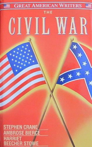 9780706439595: The Civil War: Great American Writers