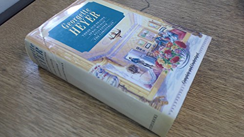 9780706450712: Georgette Heyer Omnibus Edition: These Old Shades, Sprig Muslin, Sylvester, and The Corinthian