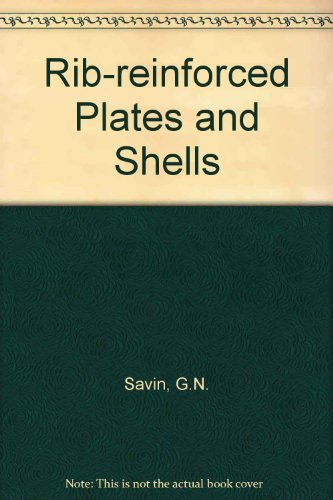 9780706504576: Rib-reinforced Plates and Shells