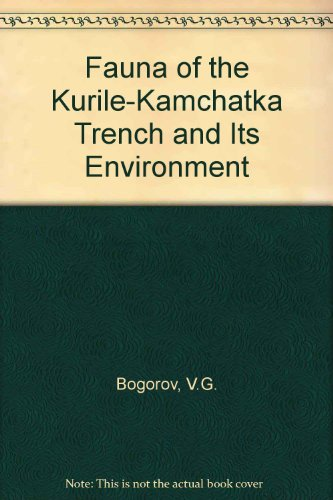 Fauna of the Kurile-Kamchatka Trench and Its Environment