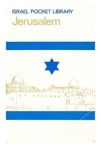 9780706513257: Israel Pocket Library: Jerusalem (Israel Pocket Library, volume 4 of 16)