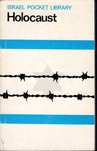 9780706513288: Holocaust Israel Pocket Library