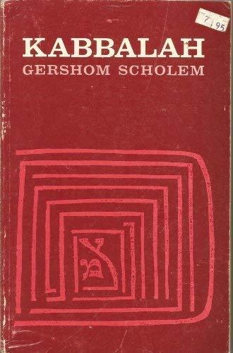 9780706513585: Kabbalah [Library of Jewish Knowledge]