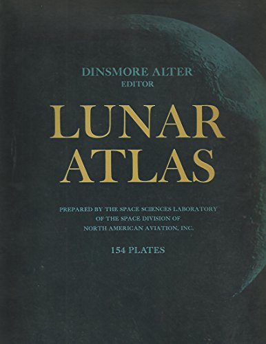 9780706600100: Lunar Atlas