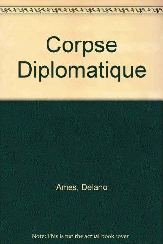 9780706601589: Corpse Diplomatique