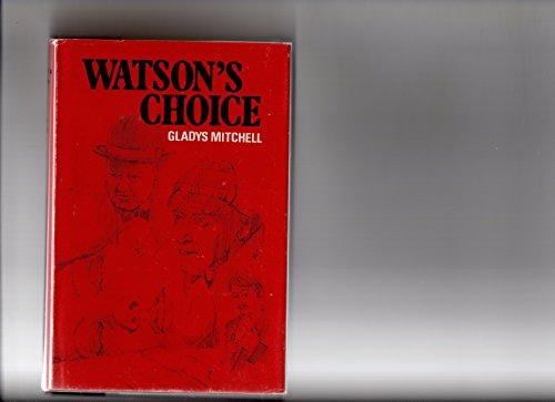 9780706603712: Watson's Choice