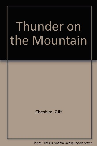 9780706605204: Thunder on the Mountain