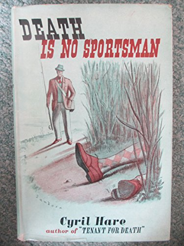 9780706607550: Death is No Sportsman