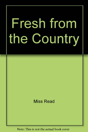 9780706610451: Fresh from the Country