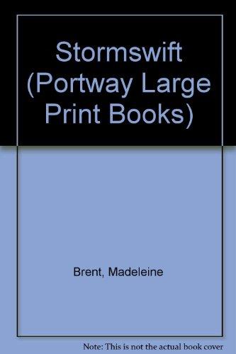9780706610833: Stormswift (Portway Large Print Books)