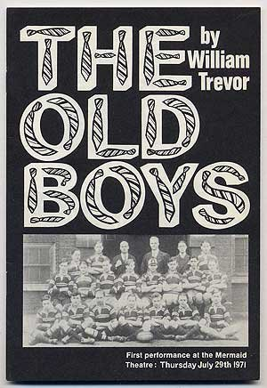 9780706700053: Old Boys (Playscripts S.)