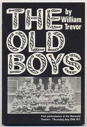 9780706700053: Old Boys (Playscripts)
