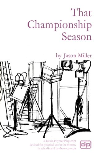 9780706701319: That Championship Season (Playscripts S.)