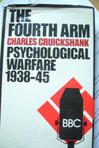 9780706702125: Fourth Arm: Psychological Warfare, 1938-45