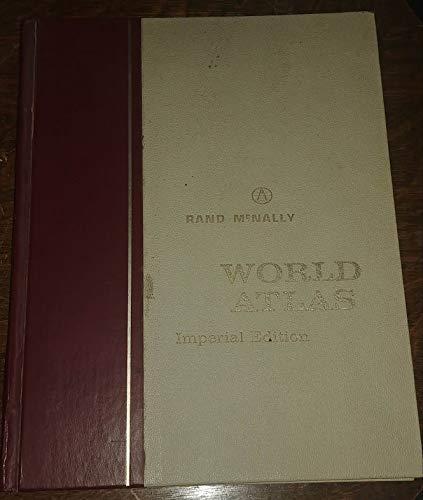 Rand McNally World Atlas, Imperial Edition: McNally, Rand