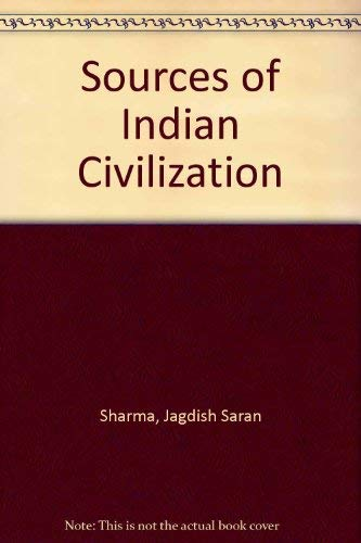 9780706903164: Sources of Indian Civilization