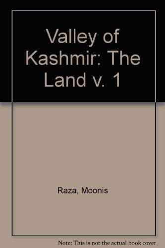 9780706905250: Valley of Kashmir: The Land v. 1