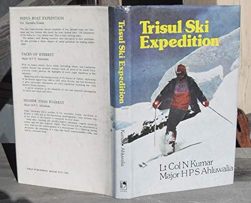 9780706905564: Trisul Ski Expedition