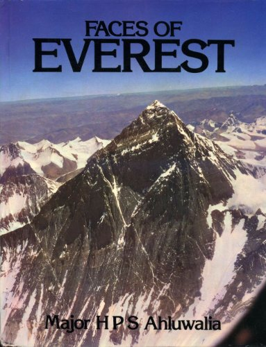 9780706905632: Faces of Everest