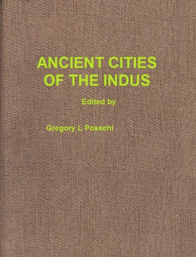 9780706907810: Ancient Cities of the Indus