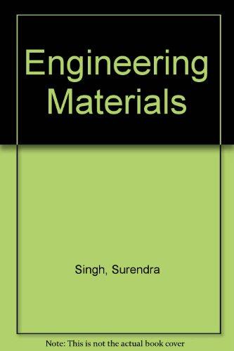9780706908657: Engineering Materials
