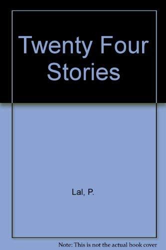 9780706911992: Twenty Four Stories