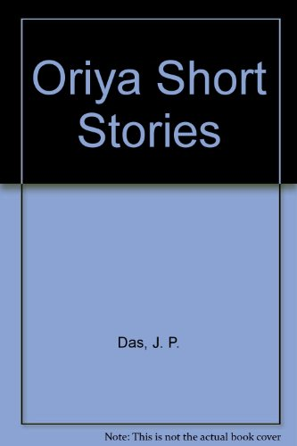 Stock image for Oriya short stories (Vikas library of modern Indian writing) for sale by Better World Books
