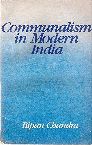 9780706926552: Communalism in Modern India