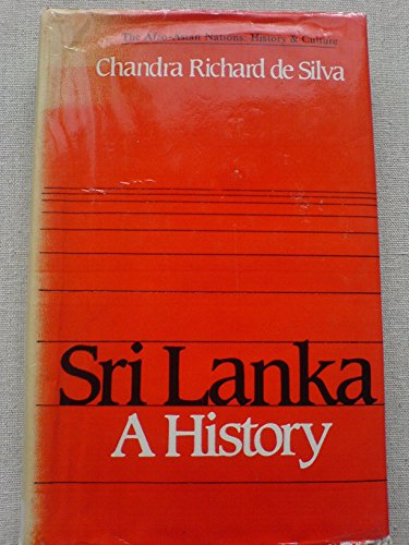9780706957082: Sri Lanka: A History