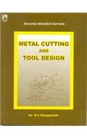 9780706975109: Metal Cutting and Tool Design