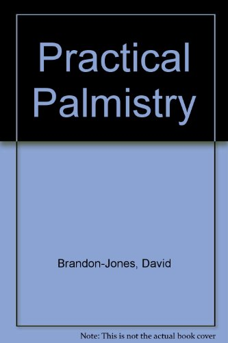 9780706977851: Practical Palmistry