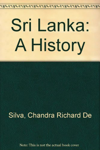 9780706983906: Sri Lanka: A History