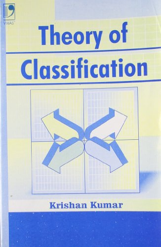 9780706986389: Theory of Classification