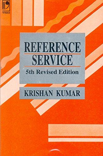 9780706986426: Reference Service
