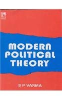 9780706986822: Modern Political Theory