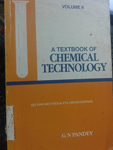 9780706986877: A Textbook of Chemical Technology: Vol 2
