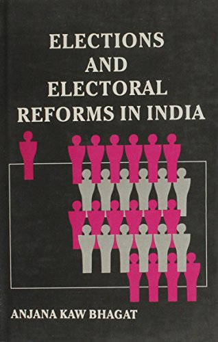 9780706991277: Elections and electoral reforms in India