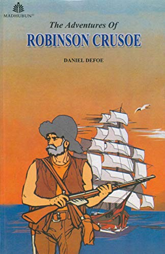 The Adventures of Robinson Crusoe (Madhuban Abridged: Daniel Defoe
