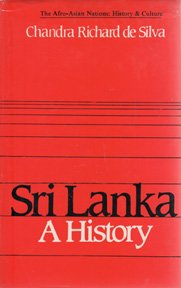 9780706998993: Sri Lanka: A History