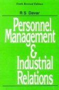 9780706999051: Personnel Management and Industrial Relations