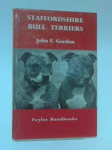 9780707100081: Staffordshire Bull Terriers