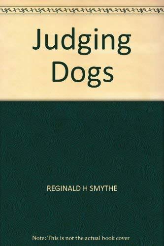 9780707103822: Judging Dogs