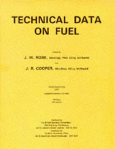 9780707301297: Technical Data on Fuel