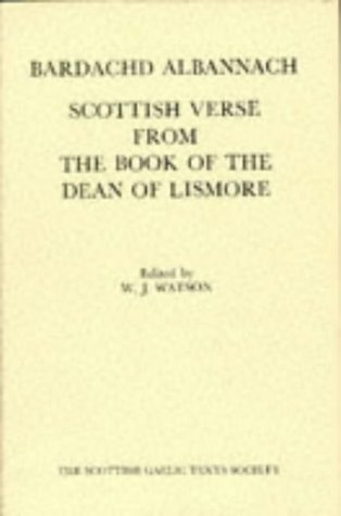 Scottish Verse from the Book of the