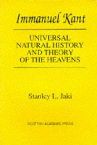 9780707302942: Universal Natural History