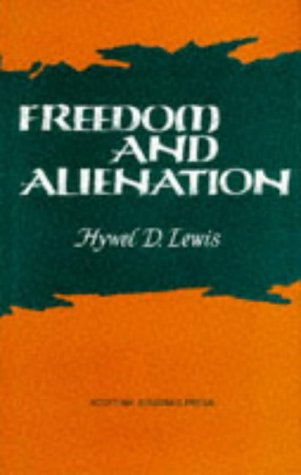 9780707304472: Freedom and Alienation