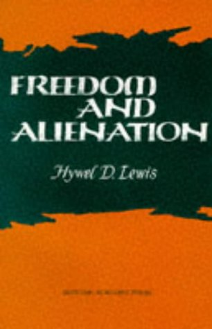9780707304687: Freedom and Alienation